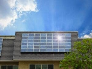 is my roof good for solar