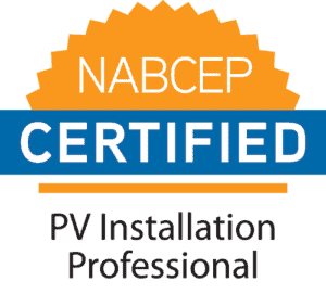 MOXIE is NABCEP certified for PV installs