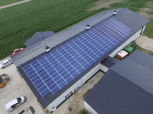 installing solar for your business