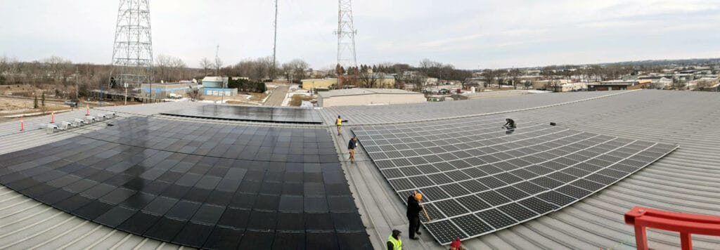 Another company powered by solar energy in Cedar Rapids