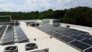 Riverview solar rooftop