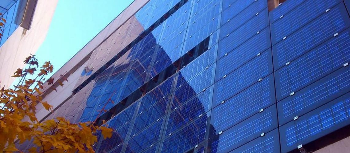 Building-integrated-photovoltaics