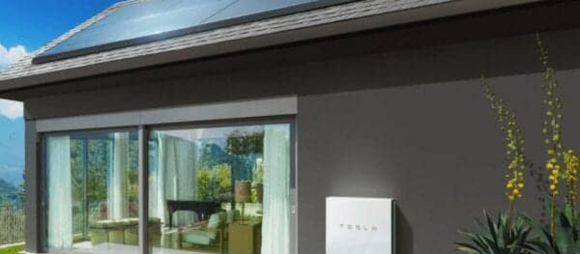 zep-solar-mounted-panels-on-roof-with-powerwall